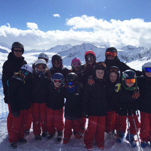 Yateley Manor Ski Team